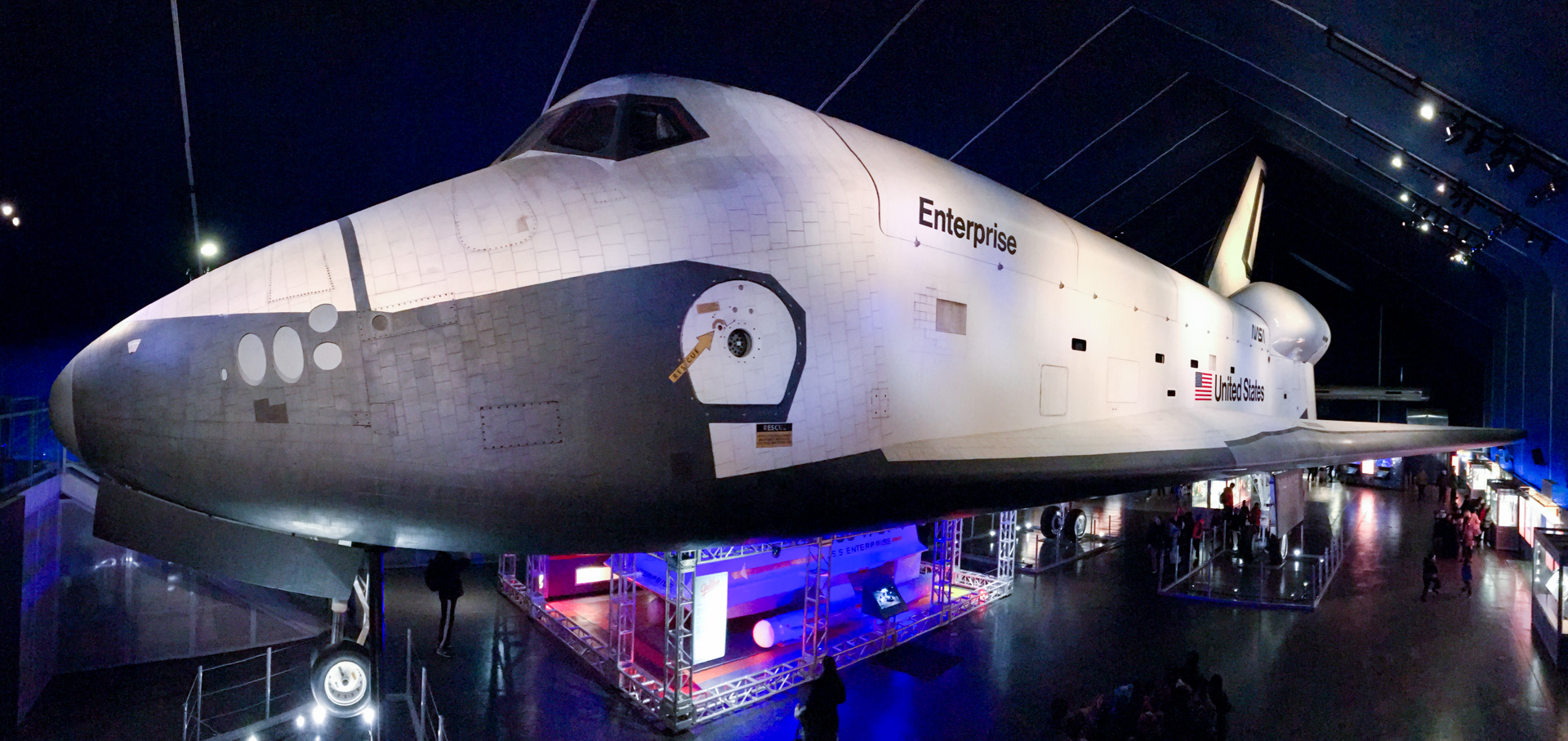space shuttle 2017 floats - photo #30