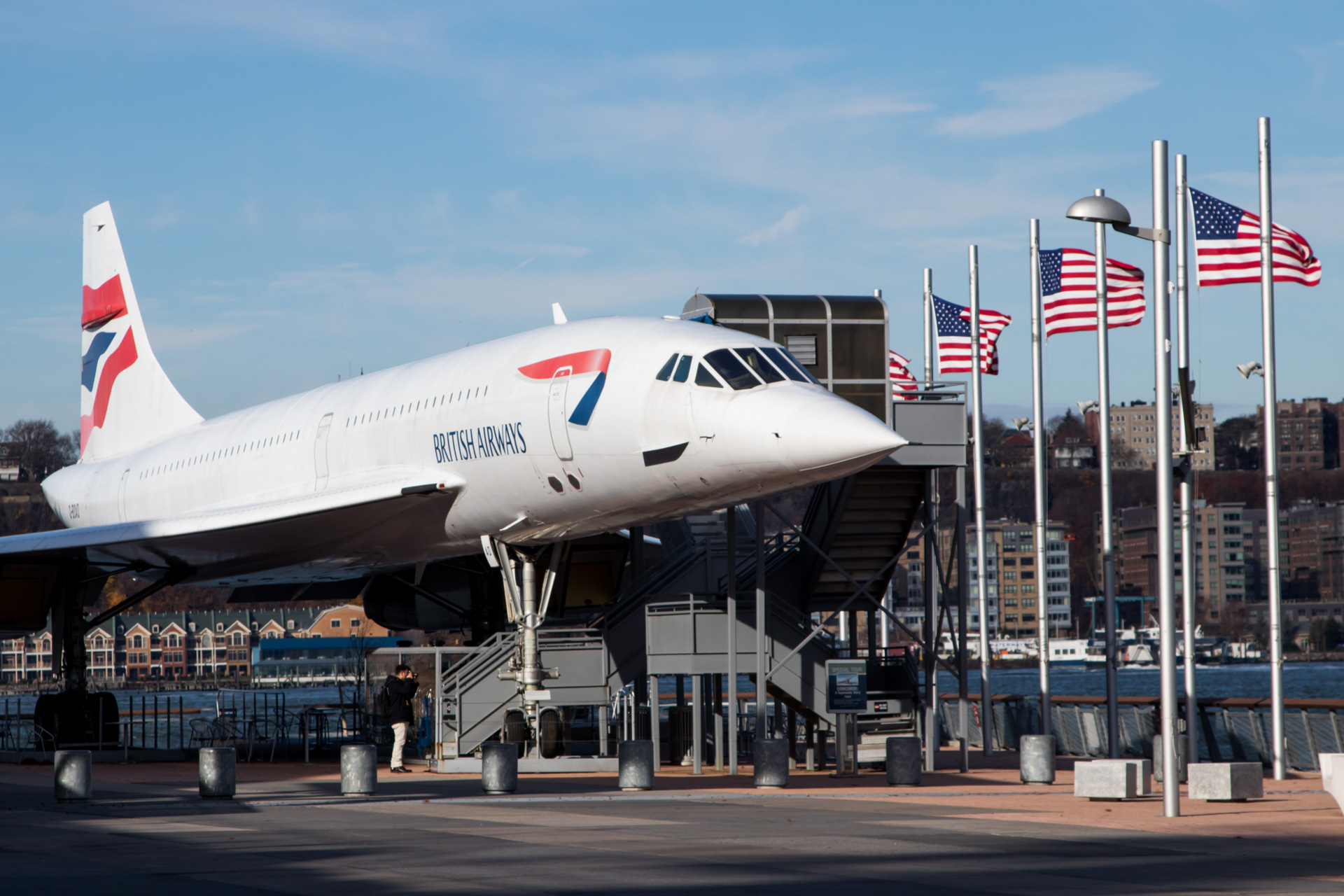 Concorde - The Fastest Passenger Plane in History