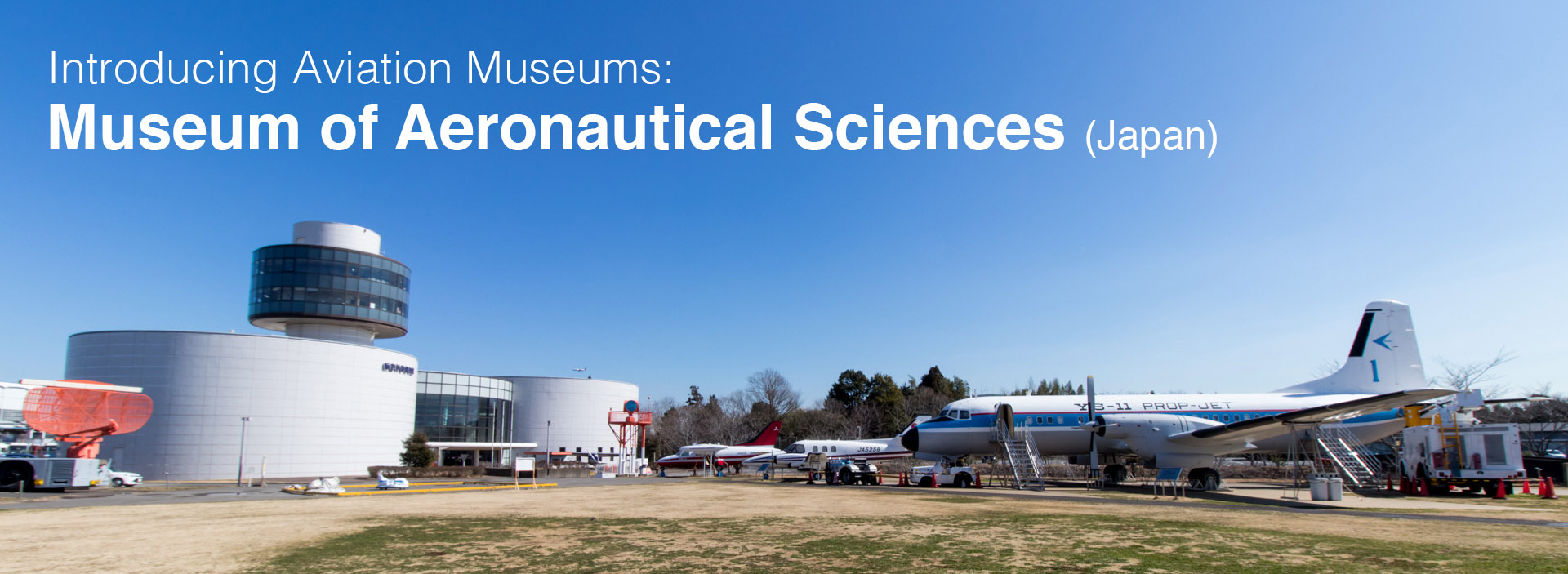 Aviation Museum Review: Museum of Aeronautical Sciences at Narita (Shibayama, Japan)
