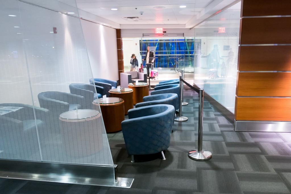 Lounge Review: VIP Lounge by LATAM at Miami International