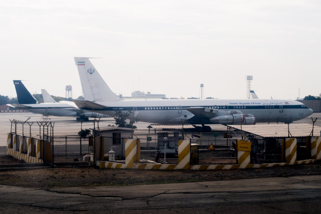 Boeing 707s