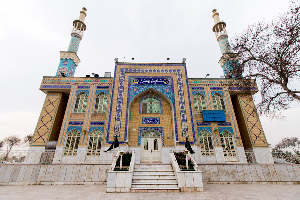 Mashad Airport Mosque