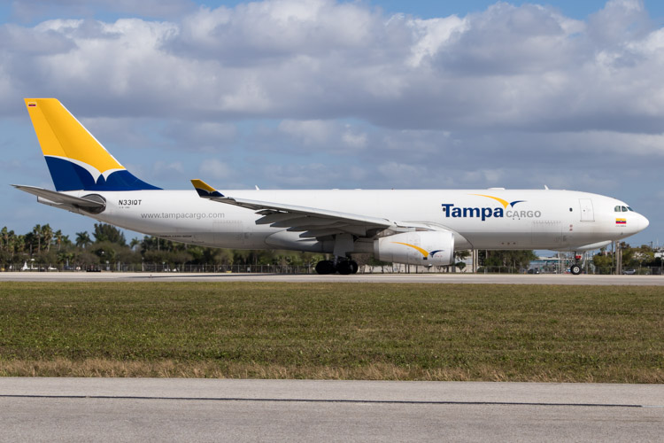 Tampa Cargo A330-200