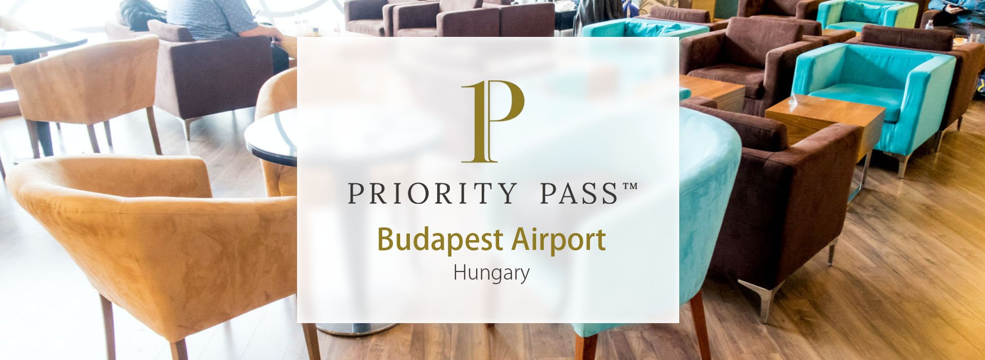 What Is the Best Priority Pass Lounge at Budapest Airport?