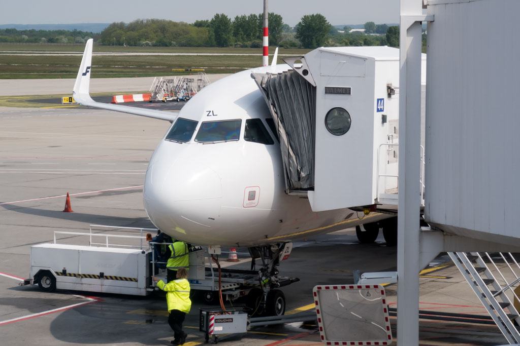 Finnair A321