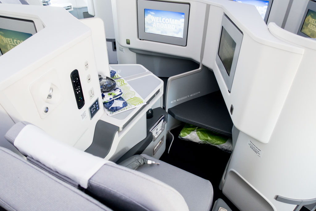 Finnair A350 Report