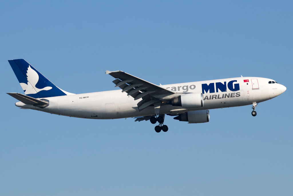 MNG Airlines A300-600