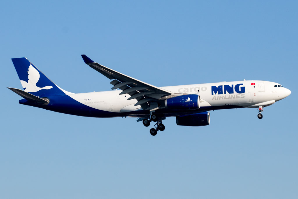 MNG Airlines A330-200