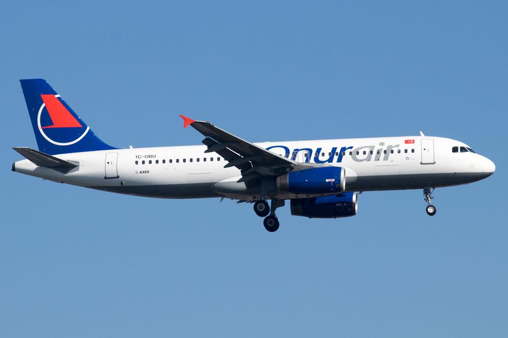 Onur Air A320