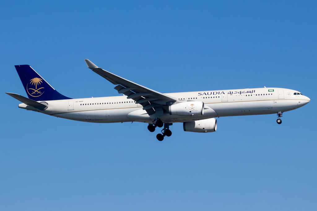Saudi Arabian Airlines A330-300