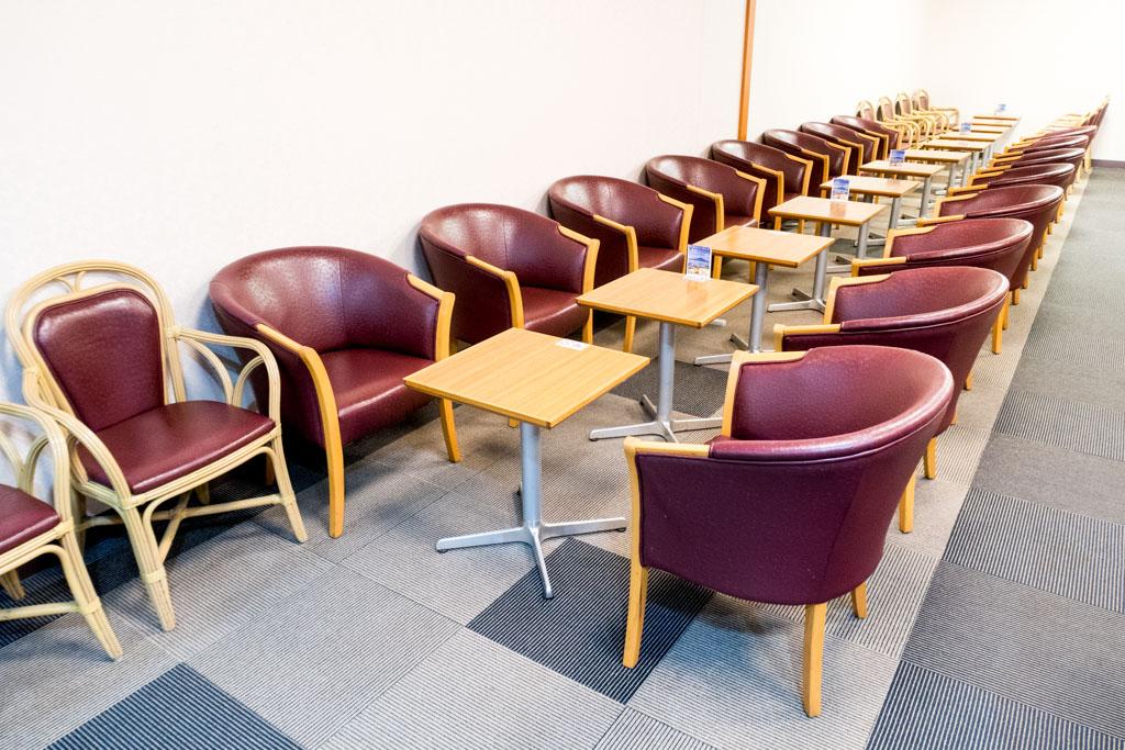 T.E.I. Lounge Seating