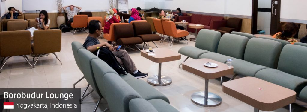 Lounge Review: Borobudur Lounge at Yogyakarta Adisutjipto