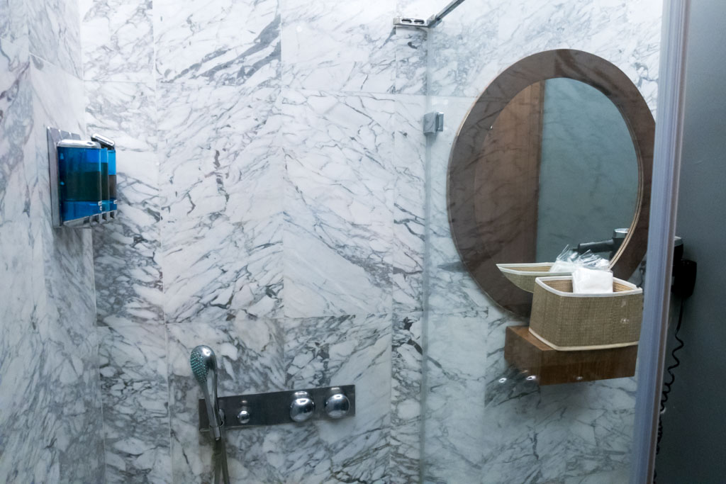 Comfort Lounge Istanbul Shower