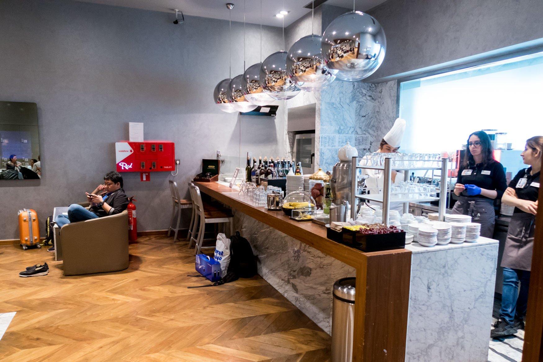 Comfort Lounge Istanbul Bar