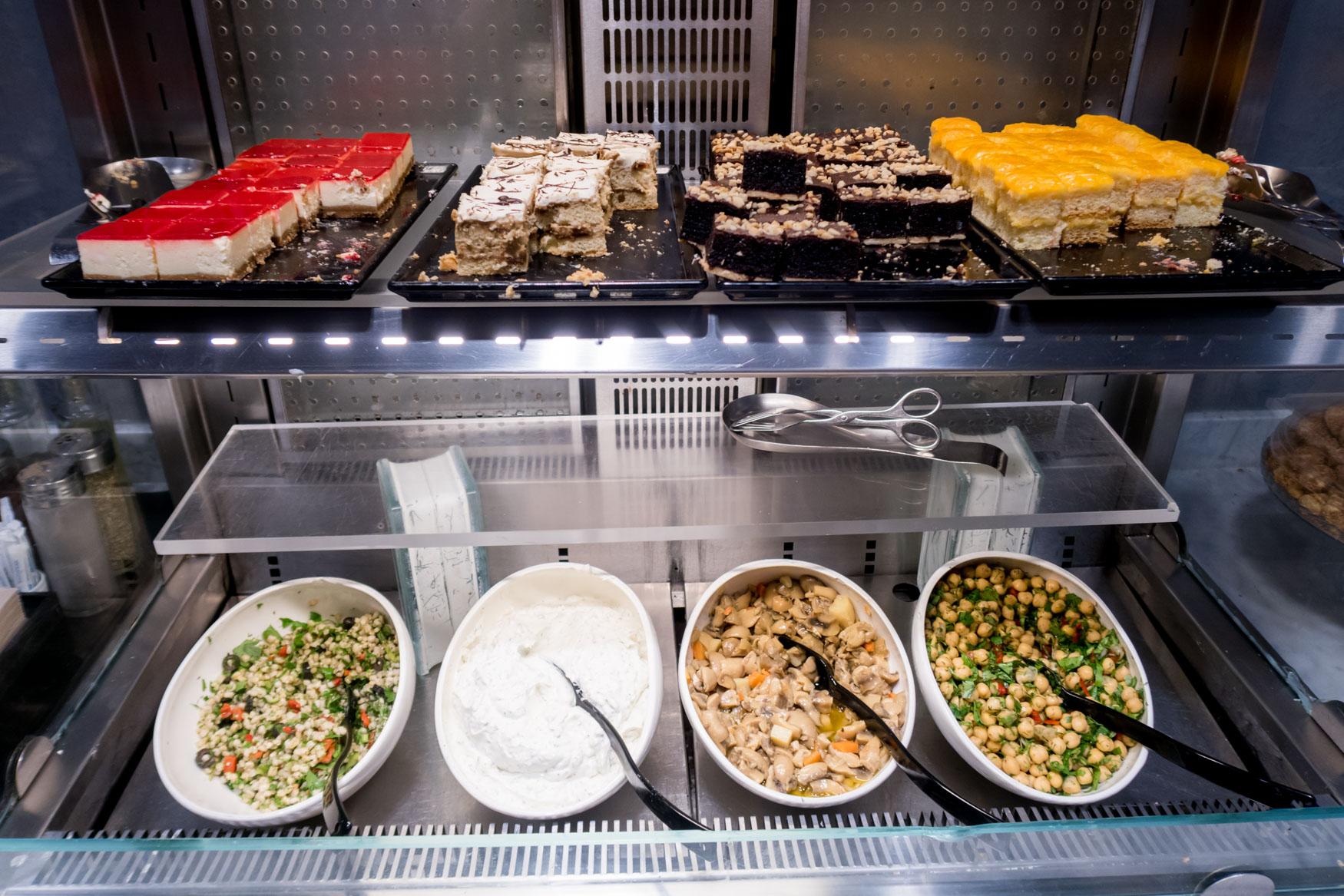 Comfort Lounge Istanbul Food