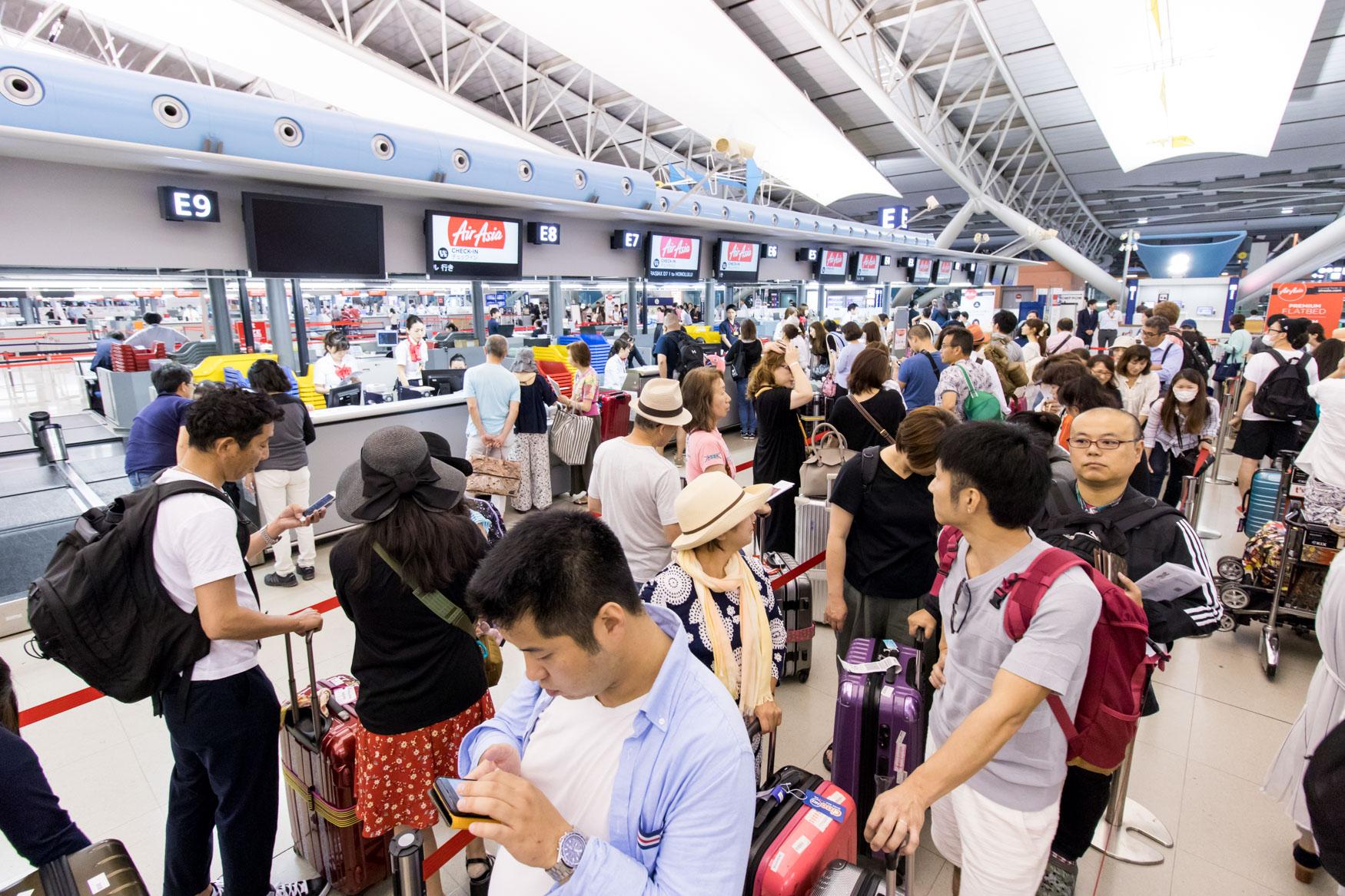 AirAsia X Check-In