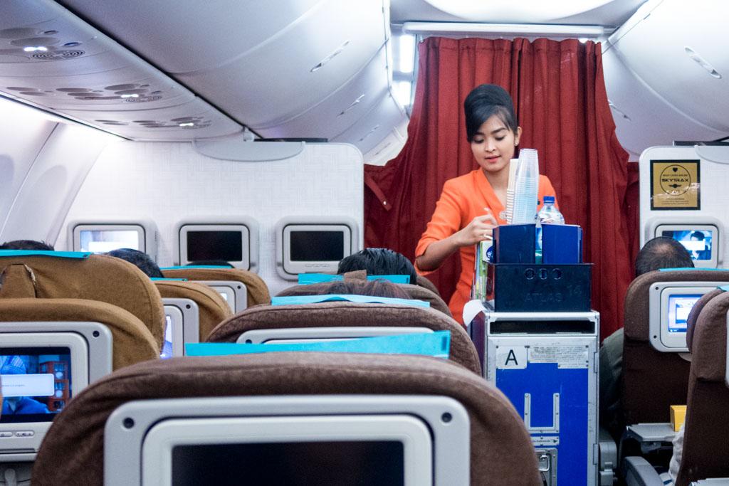 Garuda Indonesia Service