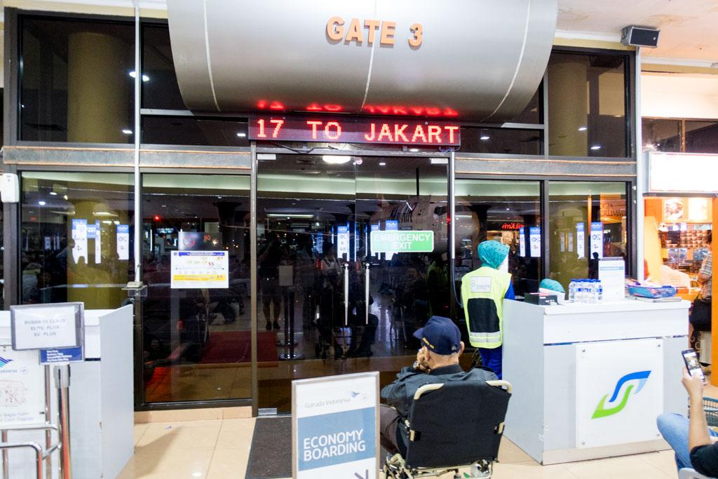 Yogyakarta Airport Gate 3