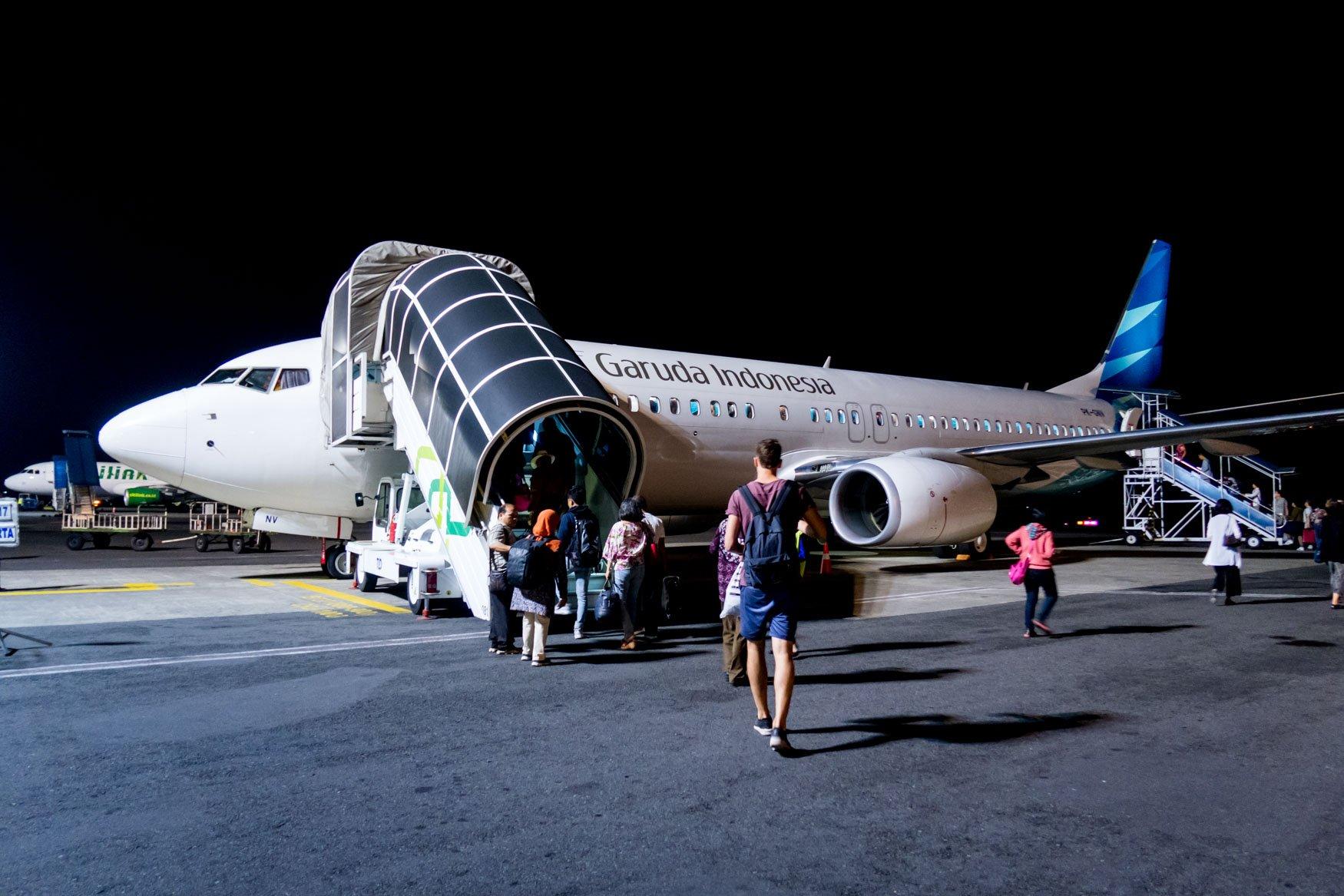 Flight report garuda indonesia 737 800 from yogyakarta to jakarta garuda indonesia 737 800 stopboris Choice Image