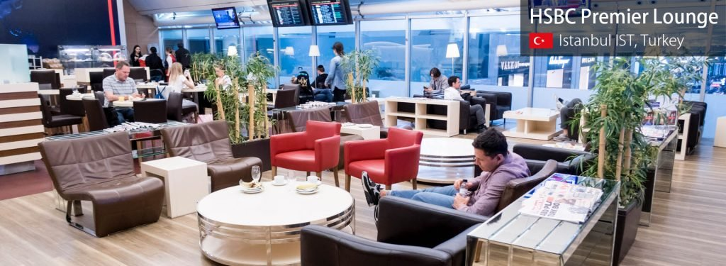 Lounge Review: HSBC Premier Lounge at Istanbul Ataturk