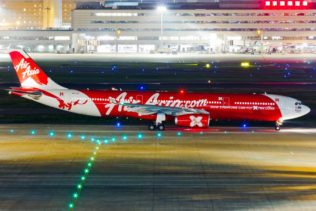 AirAsia X A330