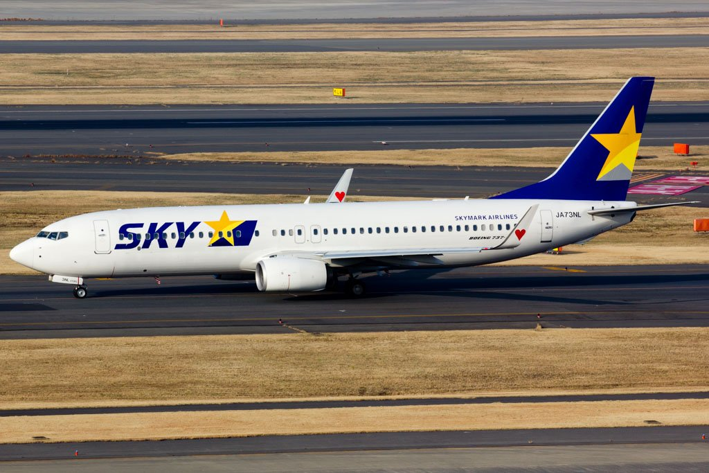 Skymark Airlines 737