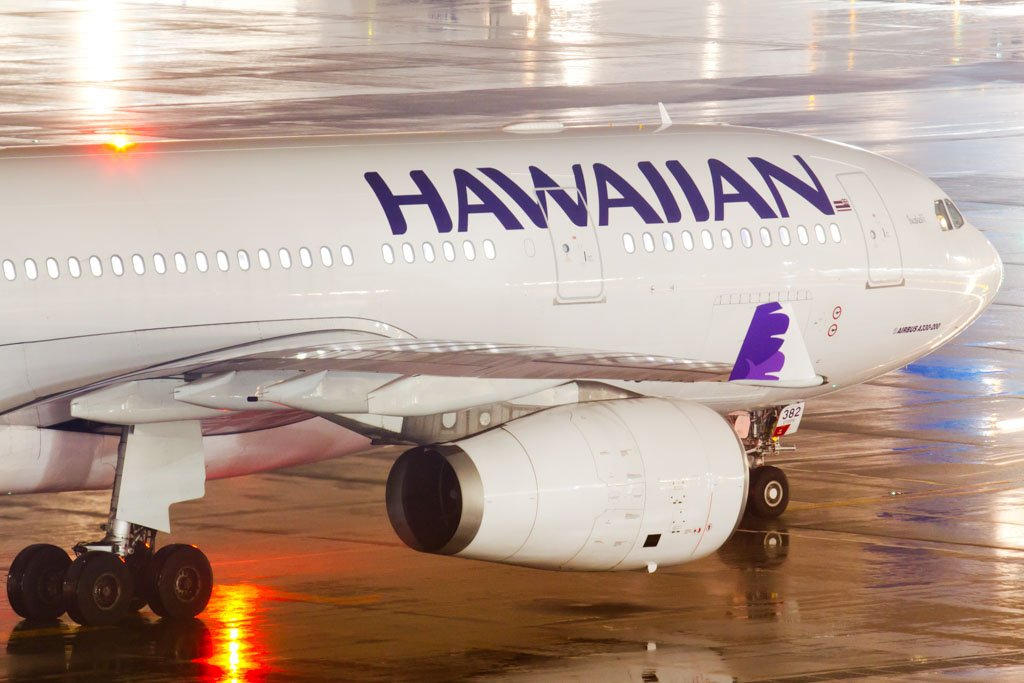 Hawaiian Air A330