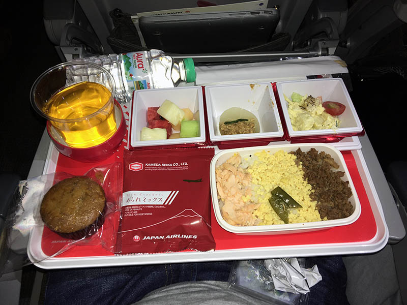 JAL Meal