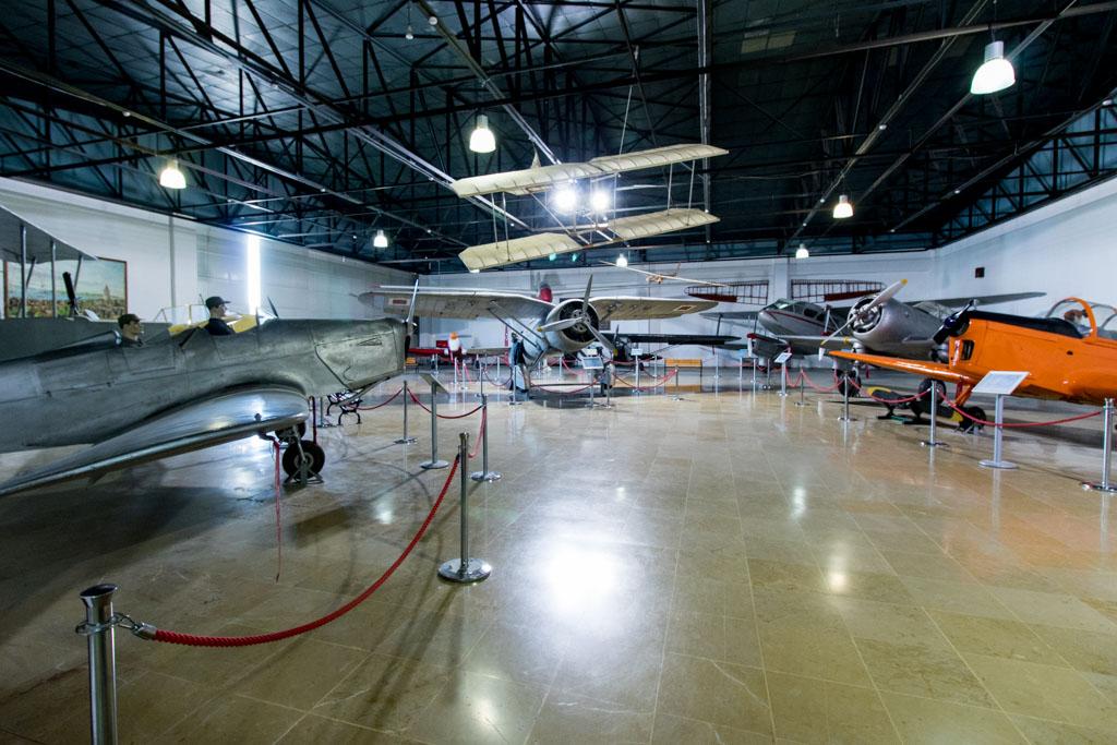 Istanbul Aviation Museum Hangar