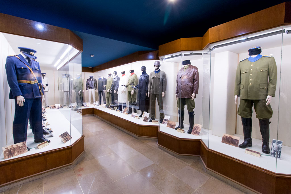 Turkish Air Force Museum Uniforms Collection