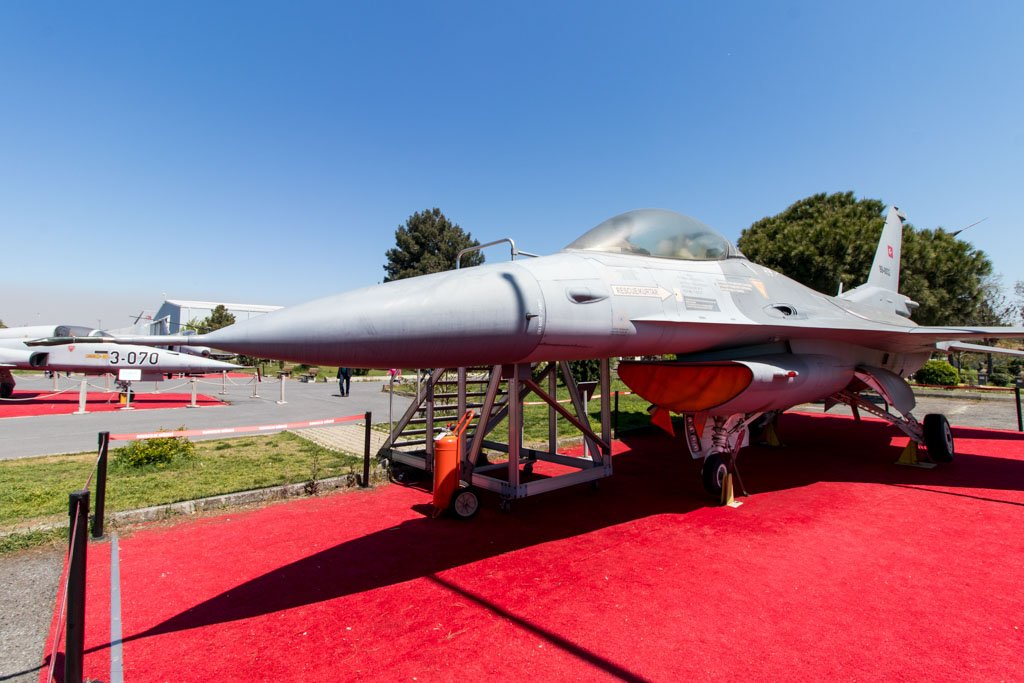 General Dynamics F-16
