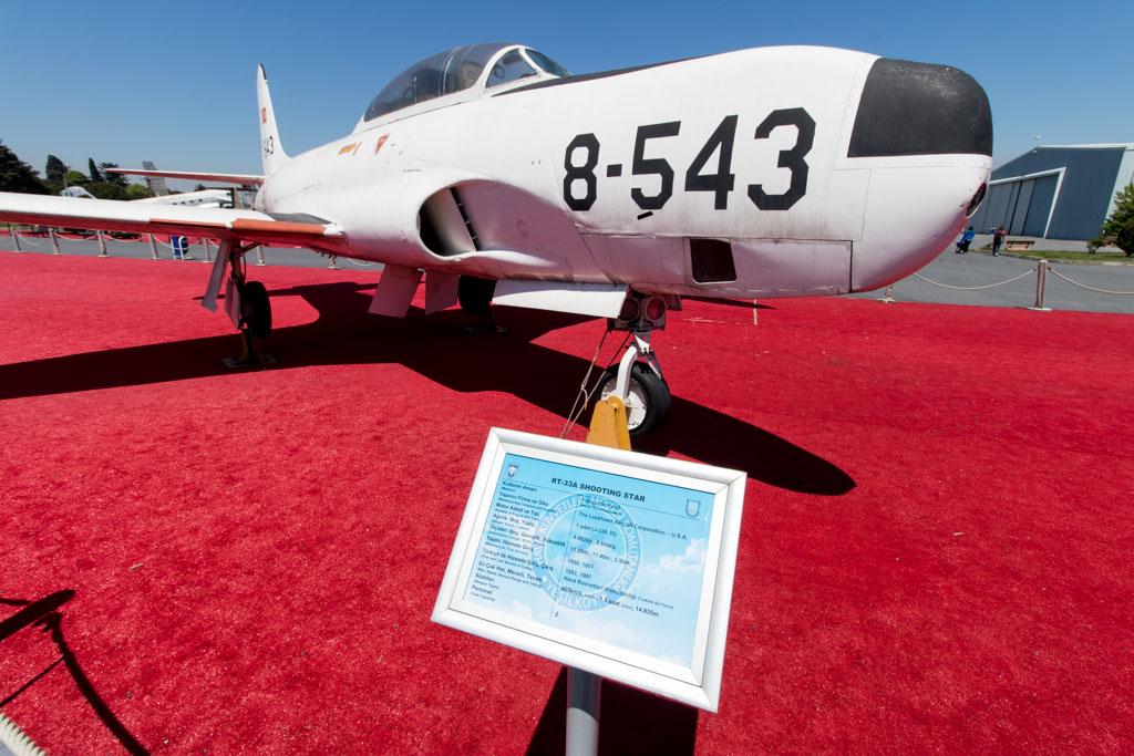Lockheed RT-33