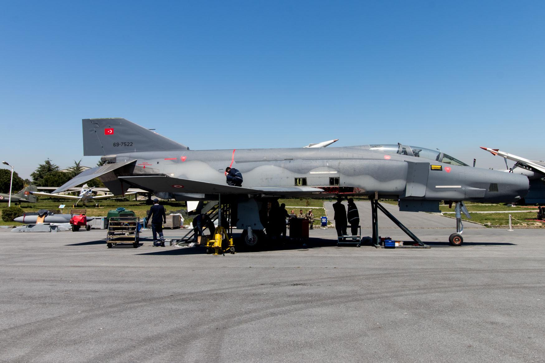 McDonnell Douglas RF-4E Phantom II