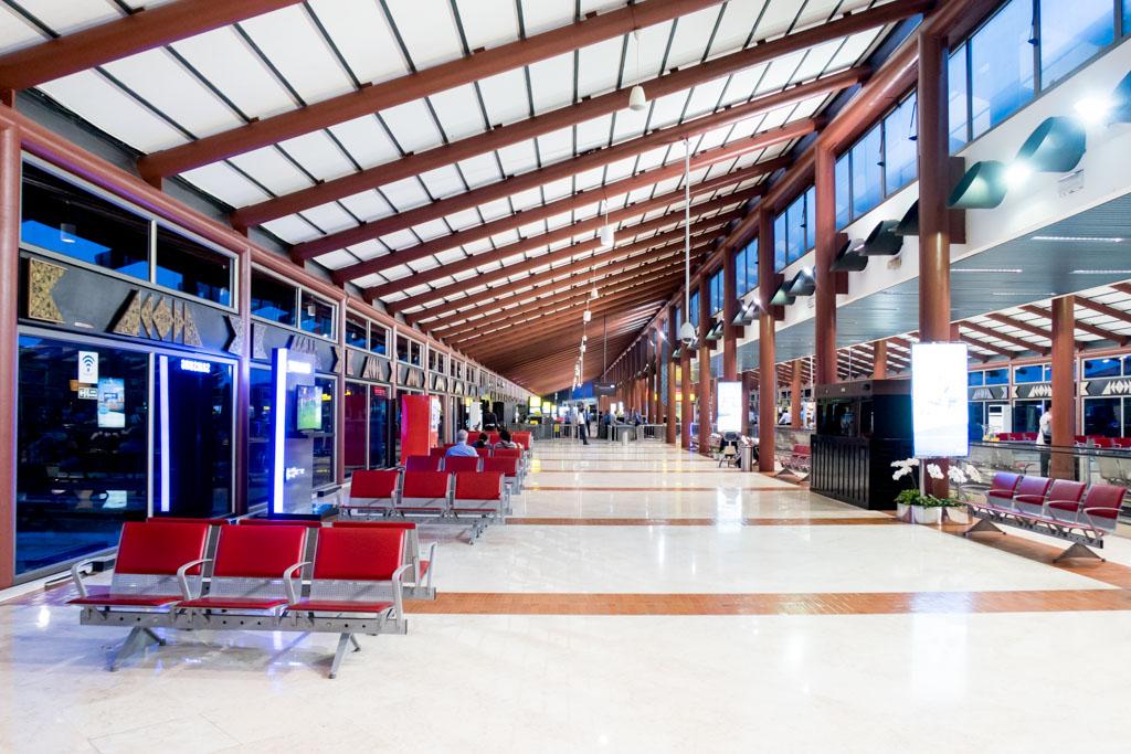 Terminal 2 Waiting Area