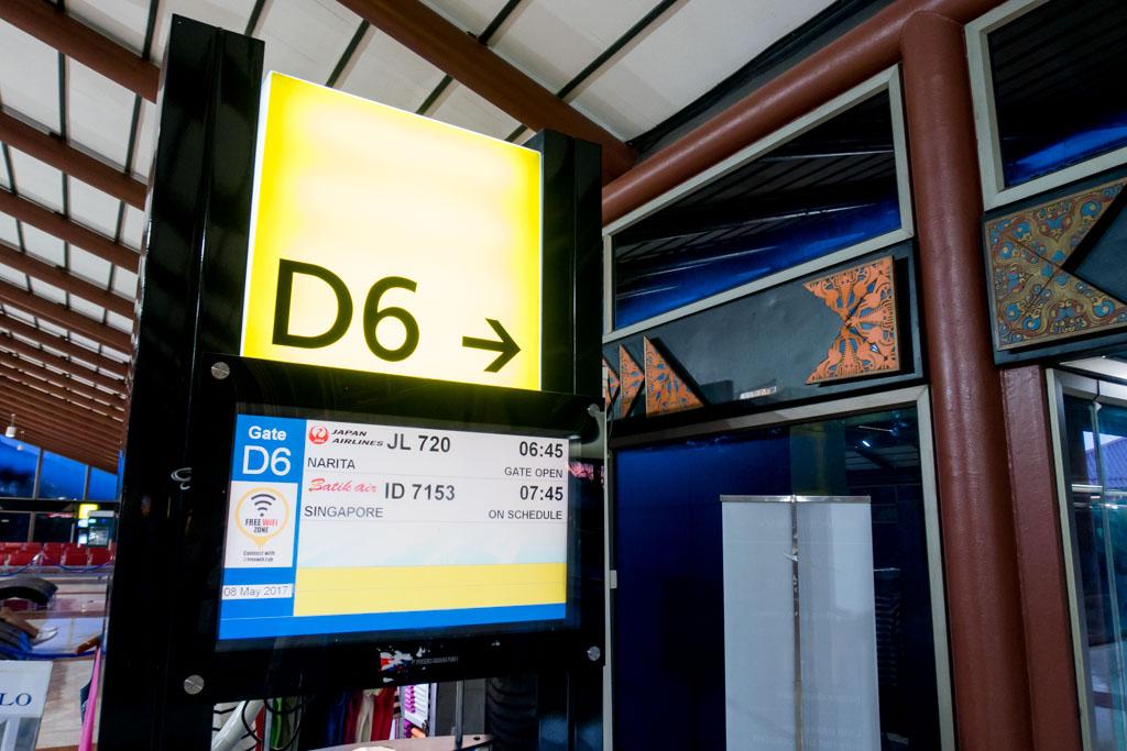 Terminal 2 D6