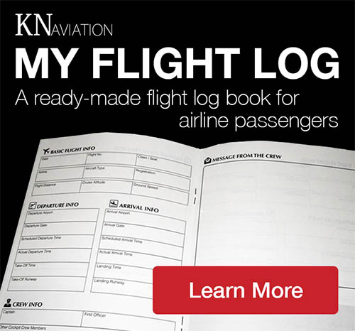 KN Aviation My Flight Log