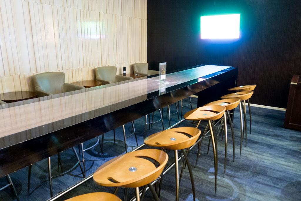 Premier Lounge Jakarta Smoking Room