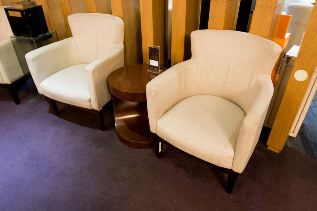 Quiet Seating