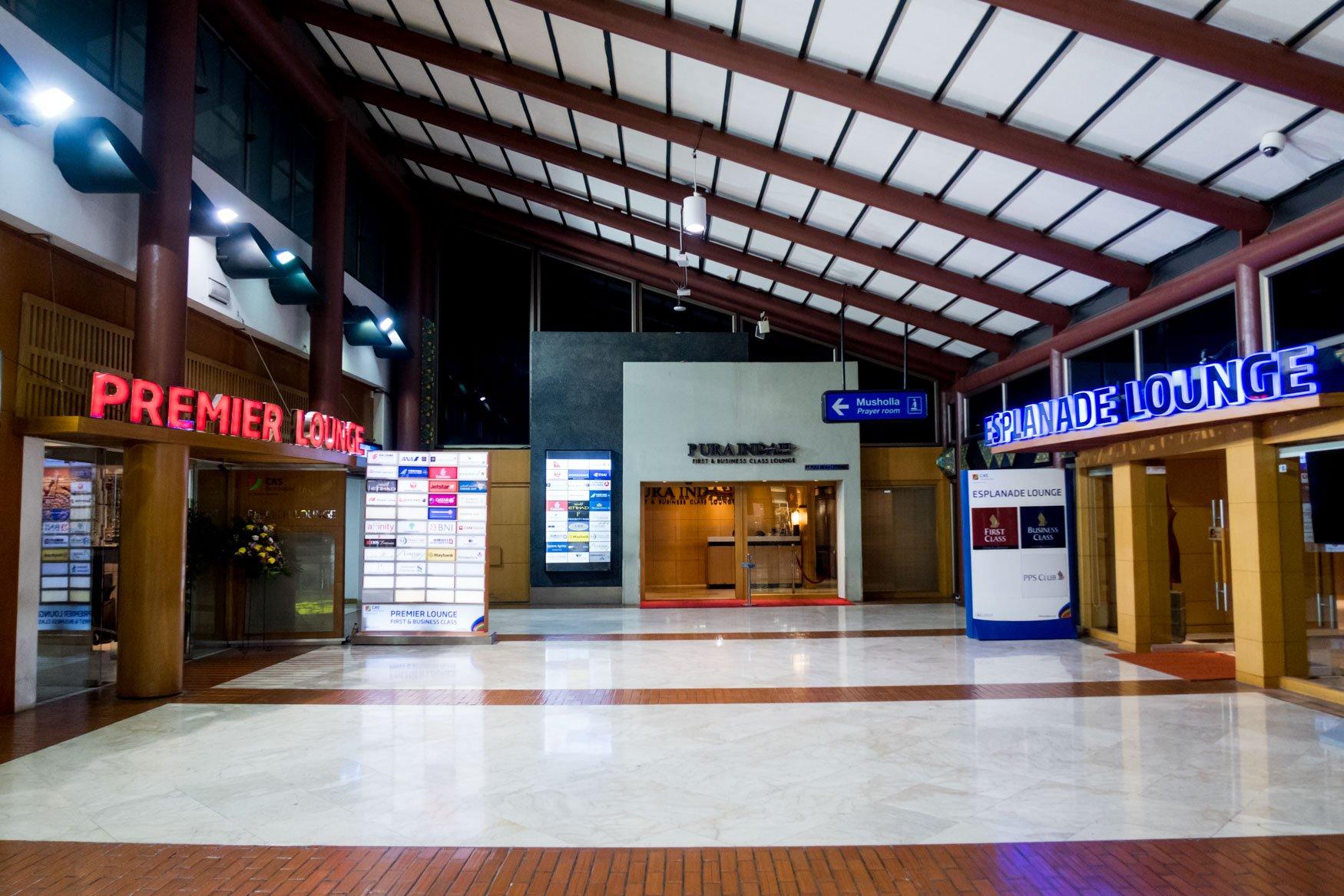 Jakarta Terminal 2D Lounges