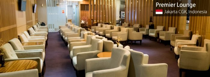 Lounge Review: Premier Lounge at Jakarta Soekarno-Hatta