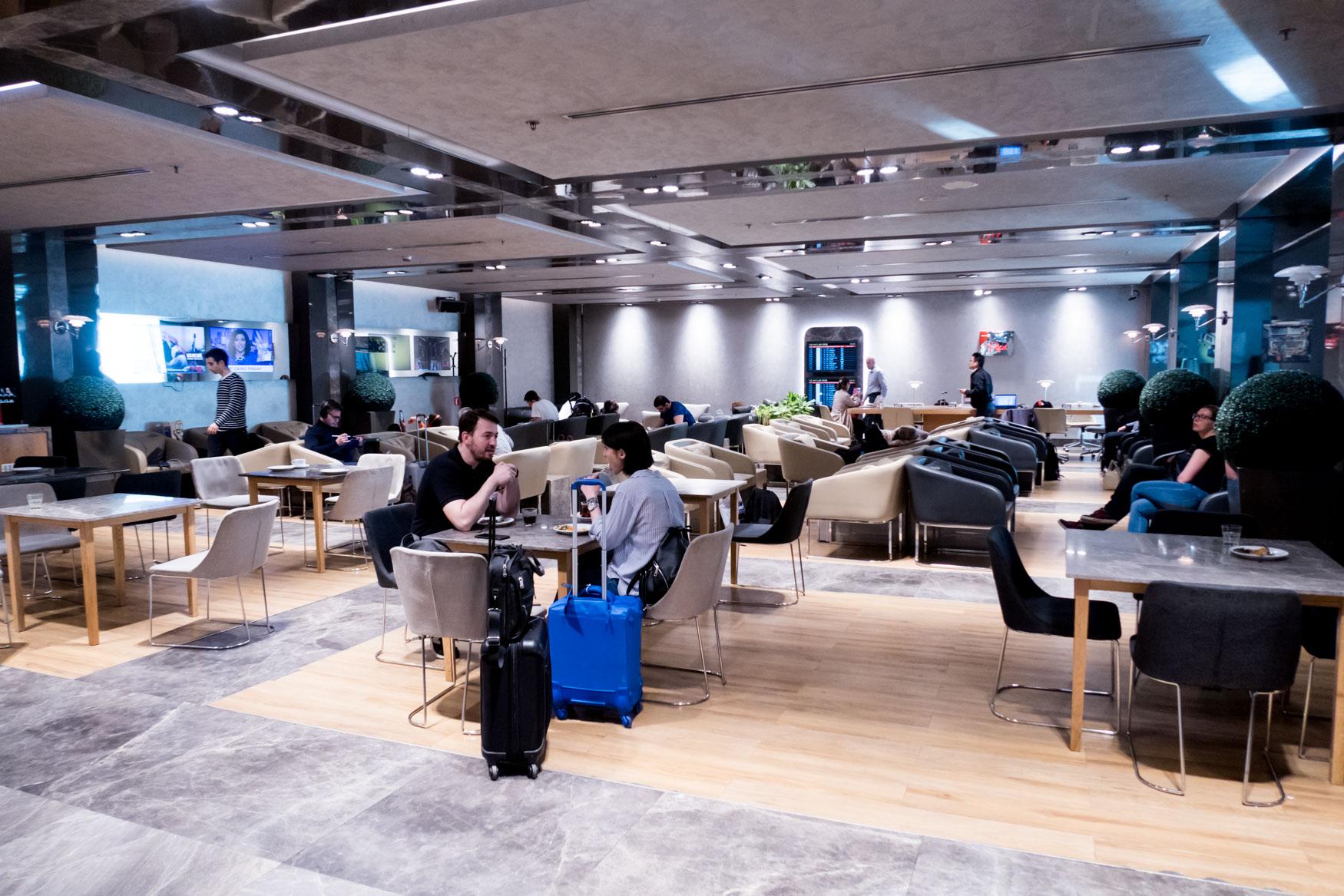 Primeclass CIP Lounge Seating