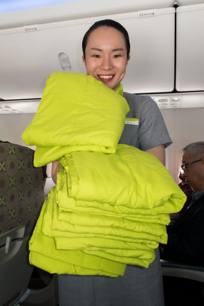 Solaseed Air Blanket