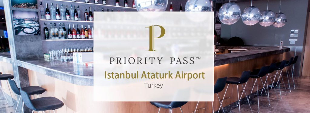 What Is the Best Priority Pass Lounge at Istanbul Ataturk Airport?