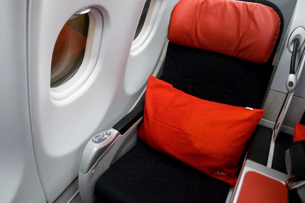 AirAsia X Pillow