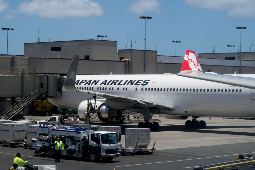 AirAsia X Next to Japan Airlines