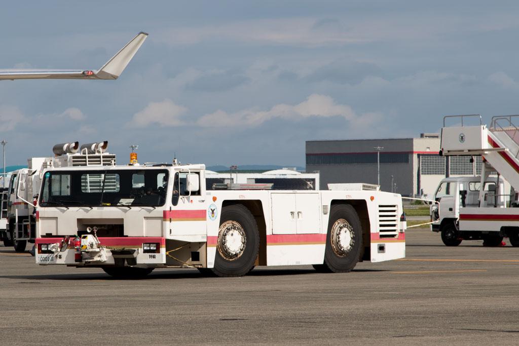 Cygnus Towing Truck