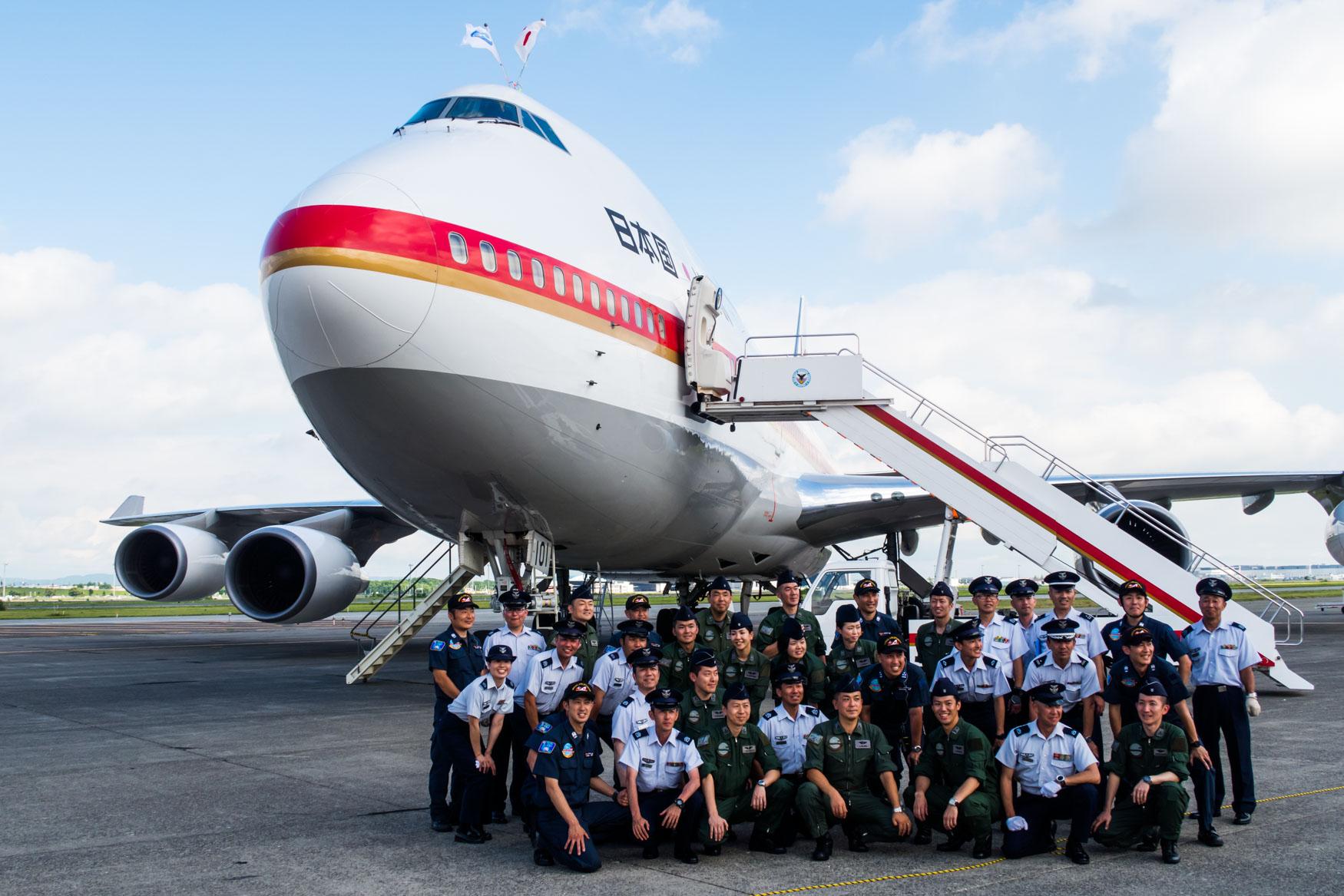 JASDF Team Photo