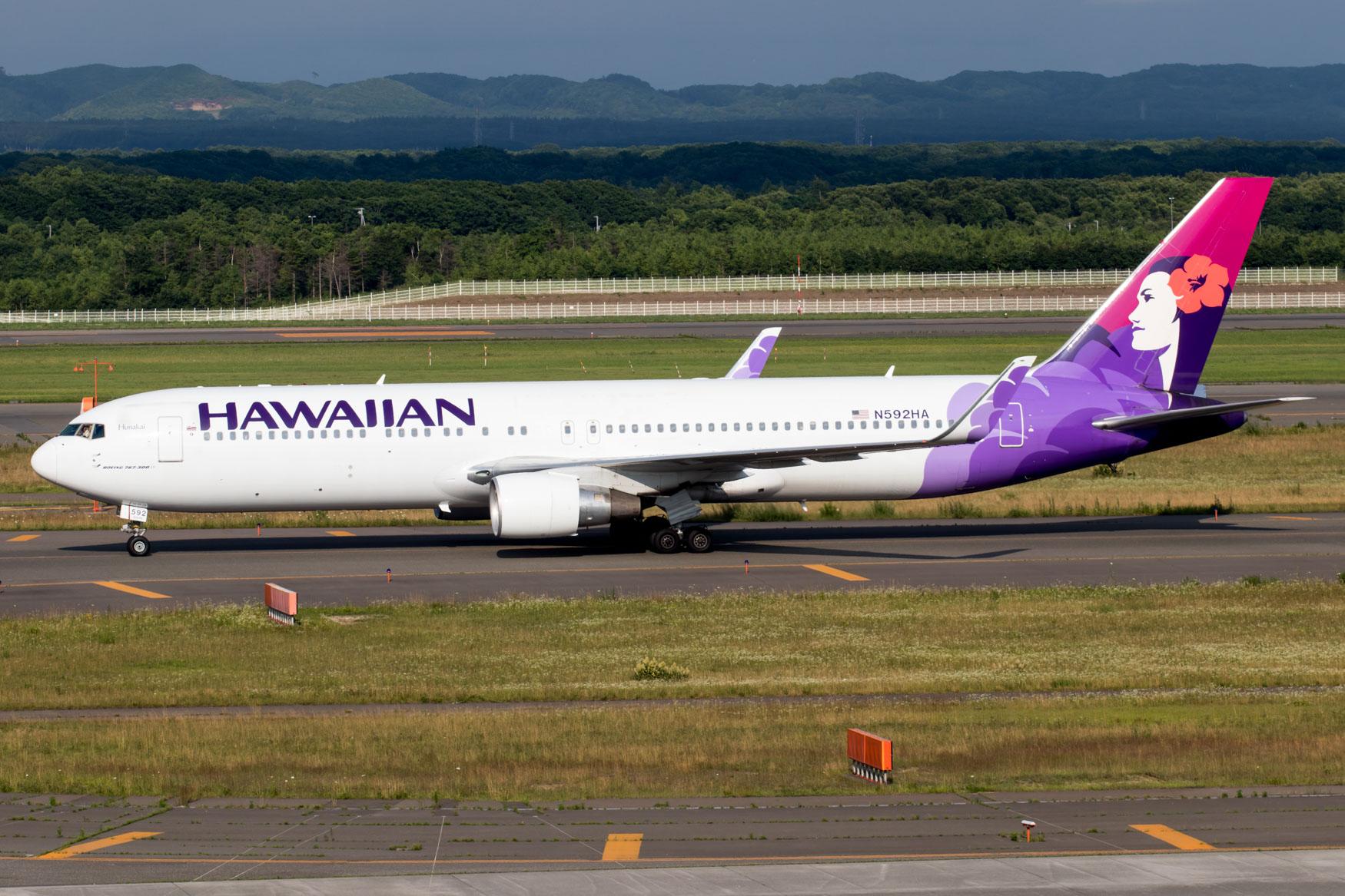 Hawaiian Airlines 767