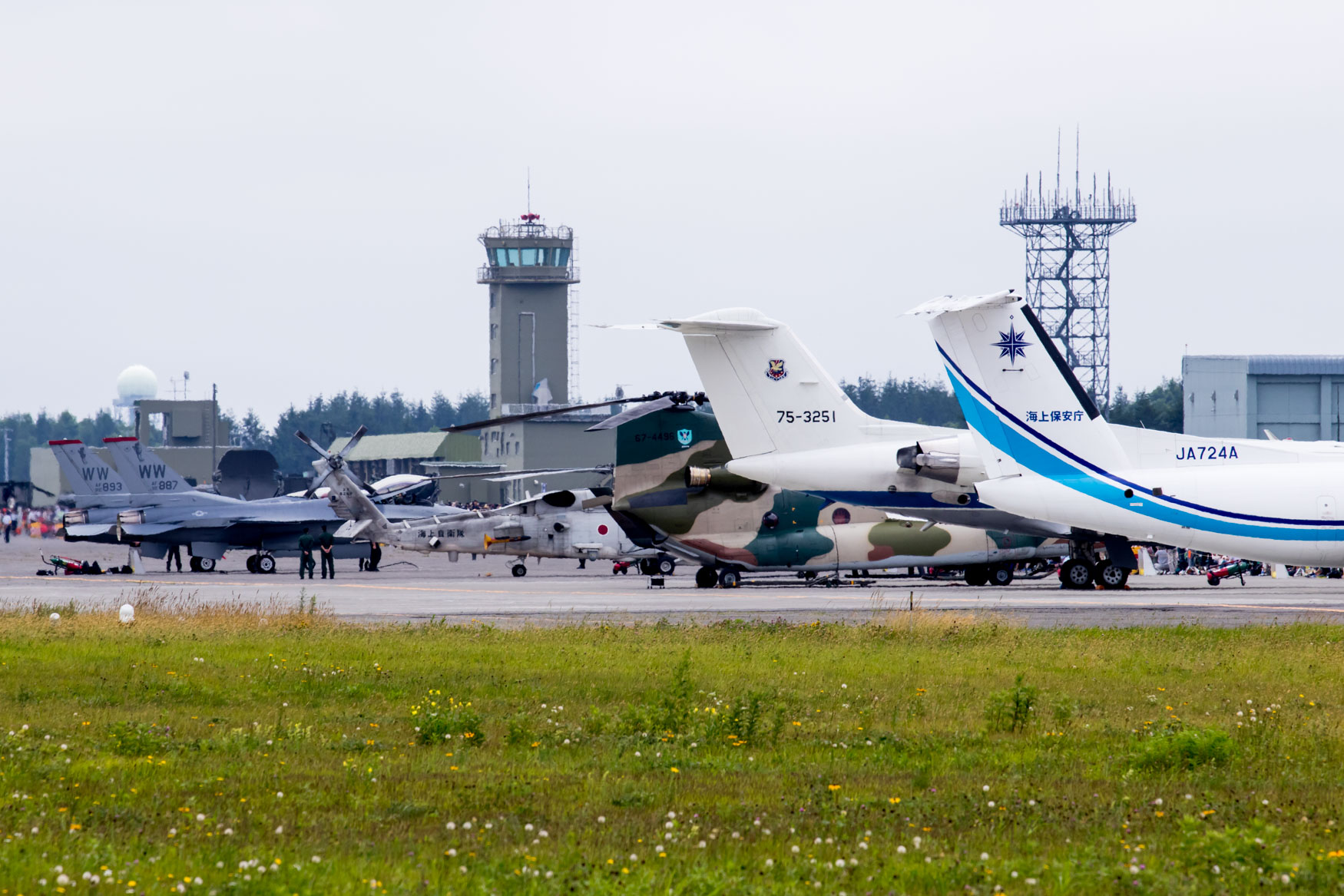 Chitose Air Festival Static Display
