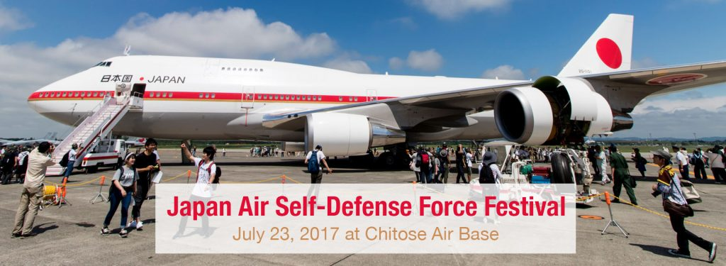 Airshow Report: Chitose Air Festival 2017